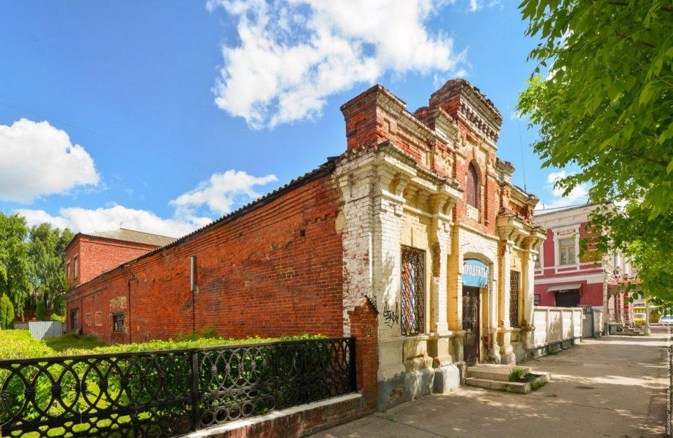 Дом на улице Павлова