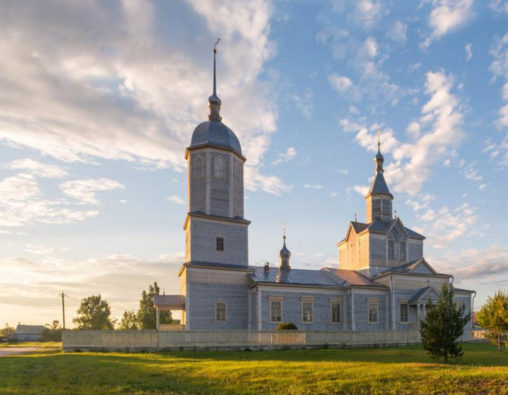 Храм в Китово