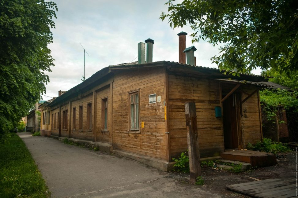 Жилой дом на Некрасова расселен