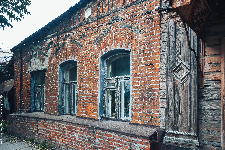 Каменный дом на Кудрявцева
