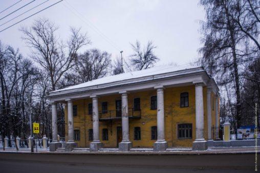 Улица Ленина Рязань Ряды