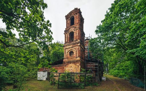 Церковь Ерлино