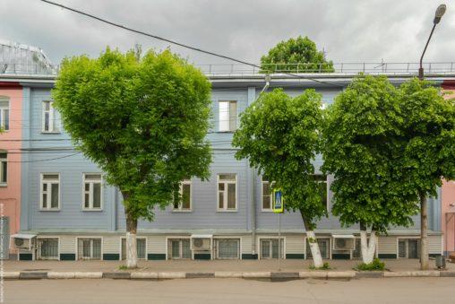 Здание реального училища