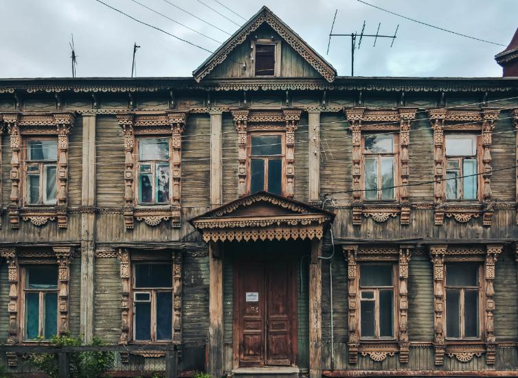 Дом Овсянникова на Семинарской