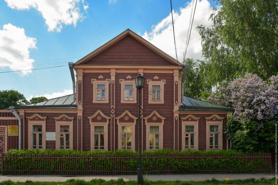 Дом Павлова в Рязани