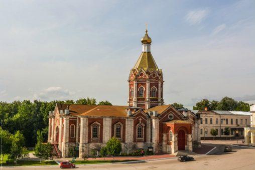 Кафедральный собор в Касимове