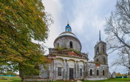 Церковь в селе Бетино