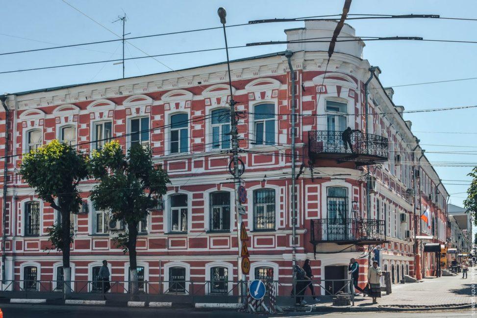 Гостиница Ланина