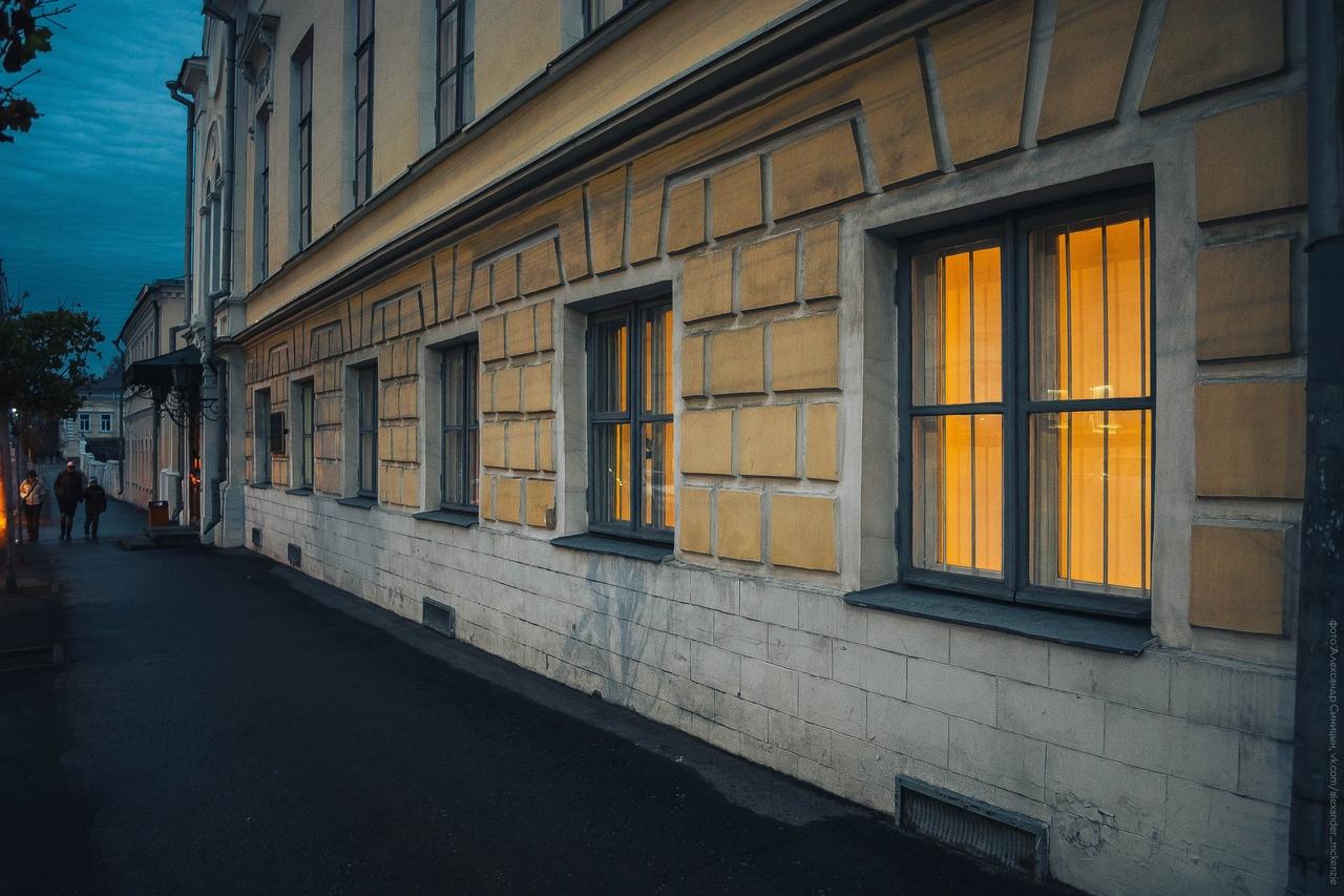 Художественный музей рязань