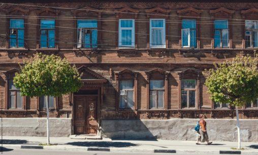 Жилой дом на ул. Свободы