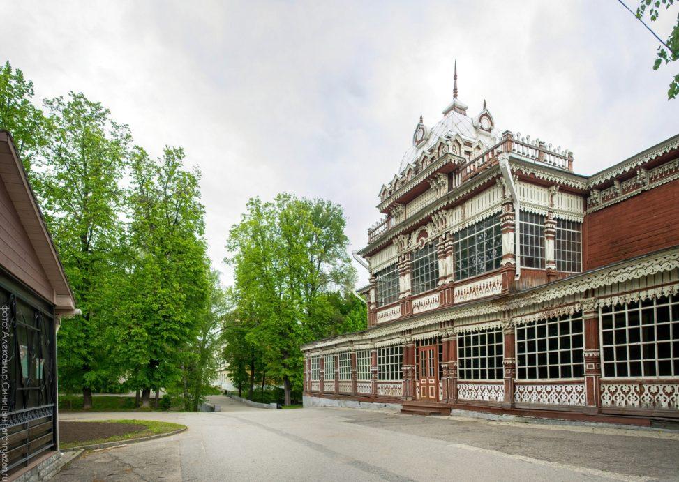летний дом дворянского собрания