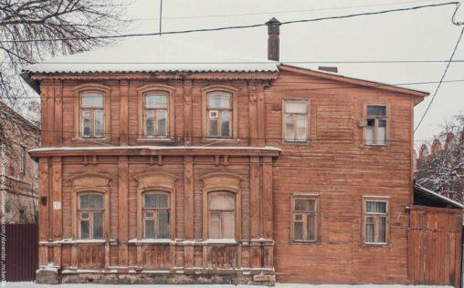 Жилой дом на Семинарской