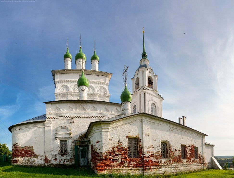 Касимовский храм