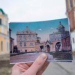 Кремль более 100 лет назад
