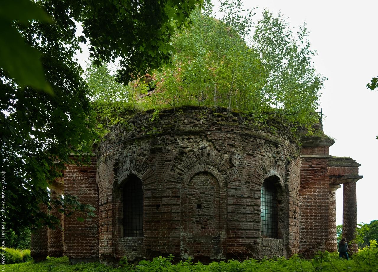 Осово Церковь