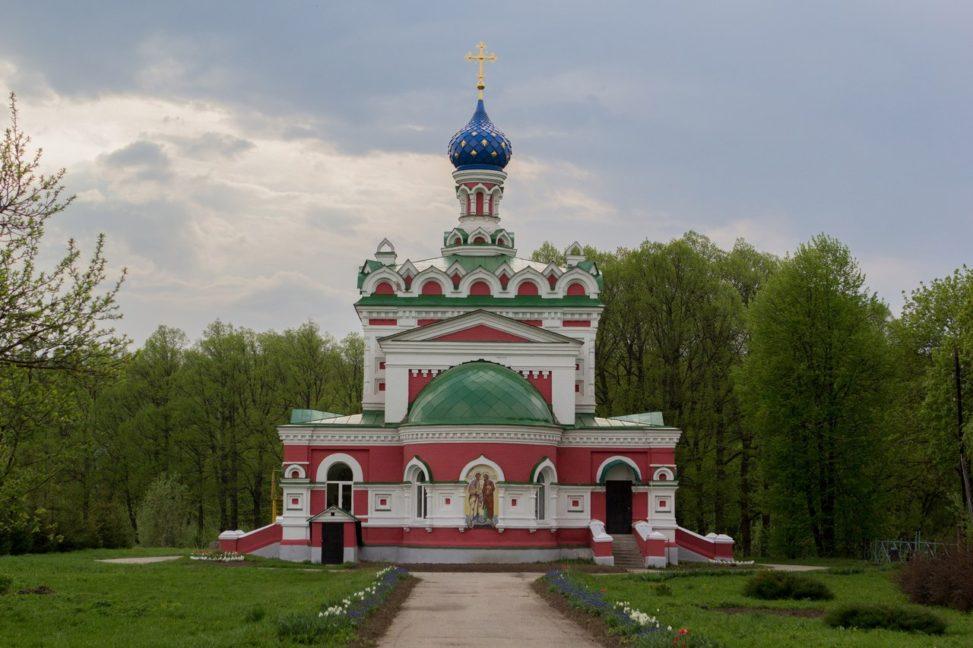Церковь Петра и Павла в Старожилово