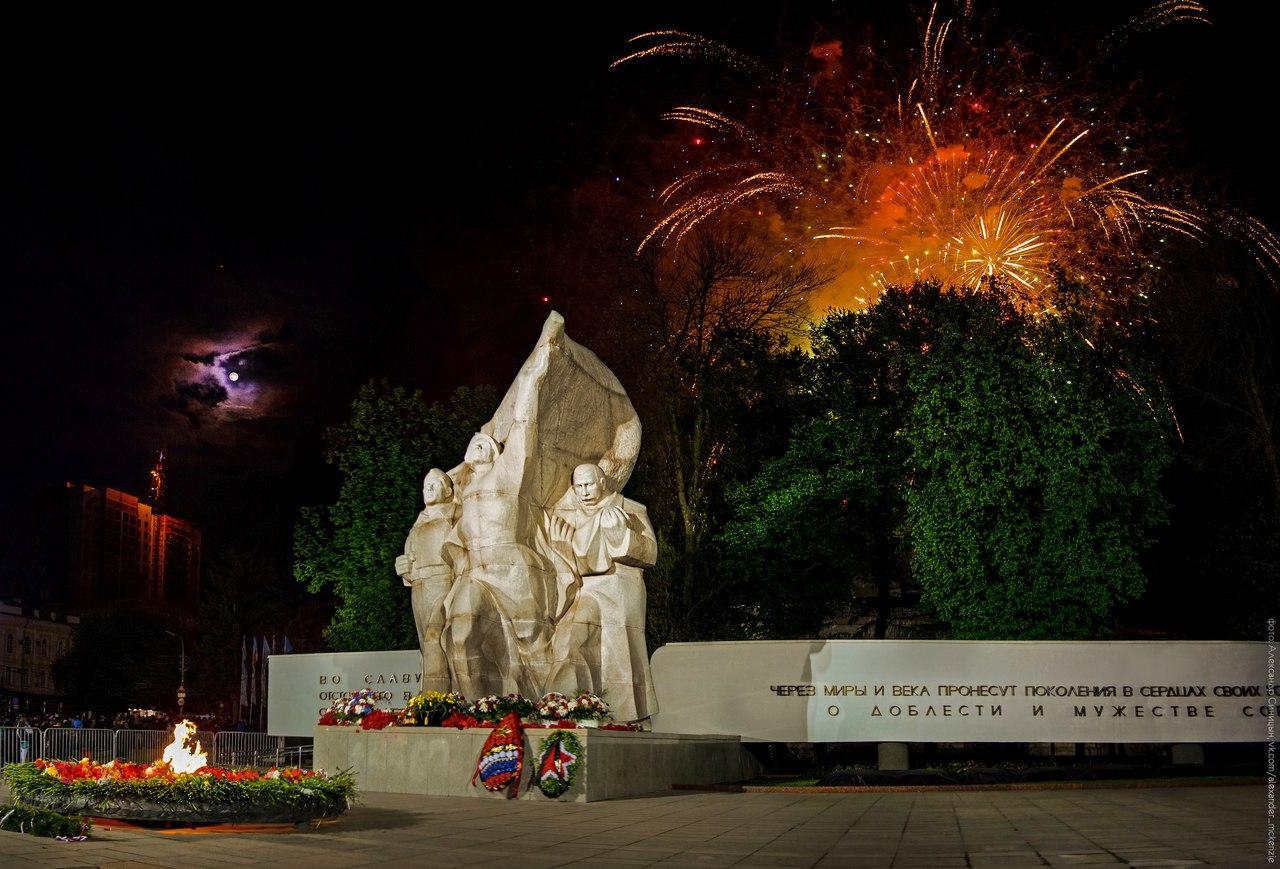 Памятник Победы в Рязани