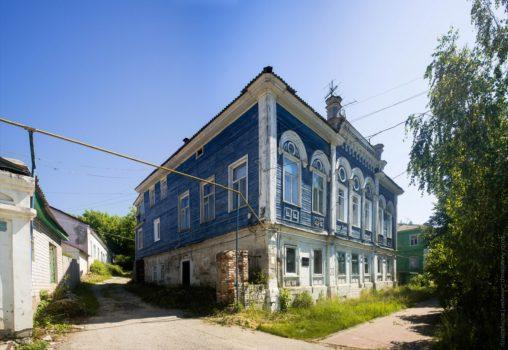 Дом Вереиных Касимов