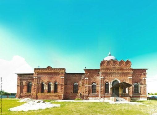 Агро-Пустынь церковь