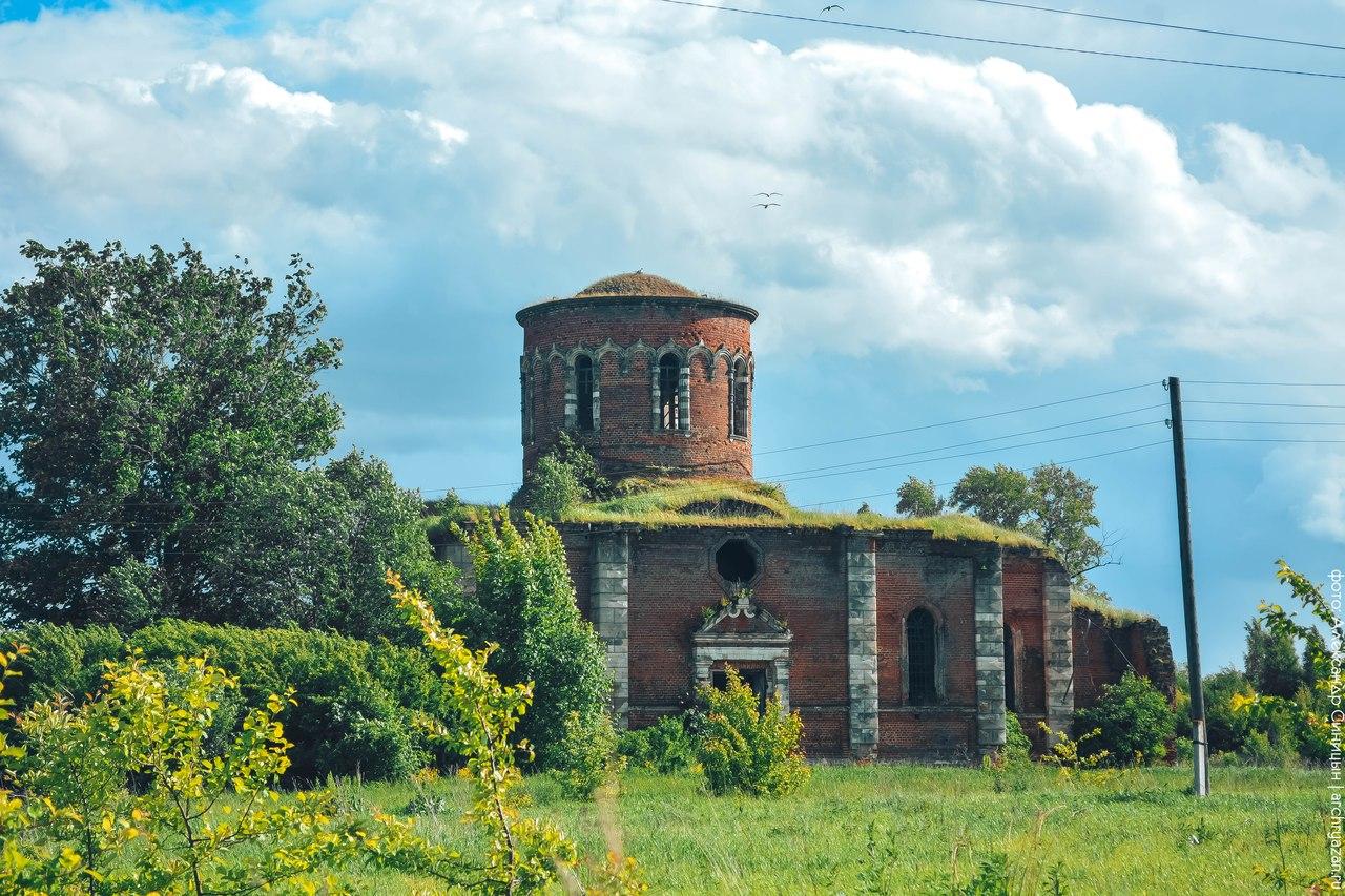 Церковь Воскресения Господня Православный храм