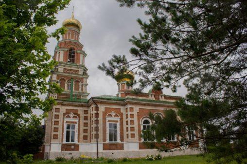 Церковь Параскевы Рязанская область
