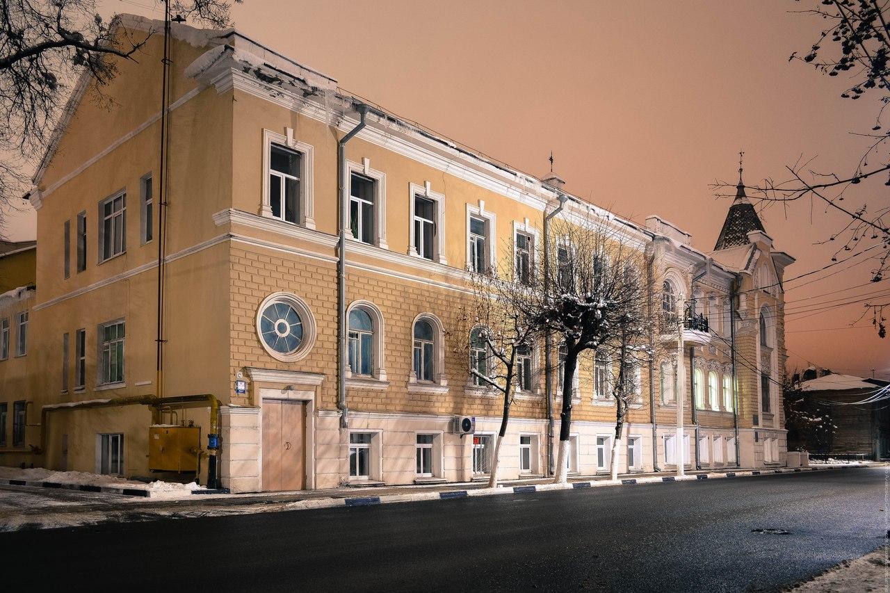 Особняк купца Лебедева Рязань