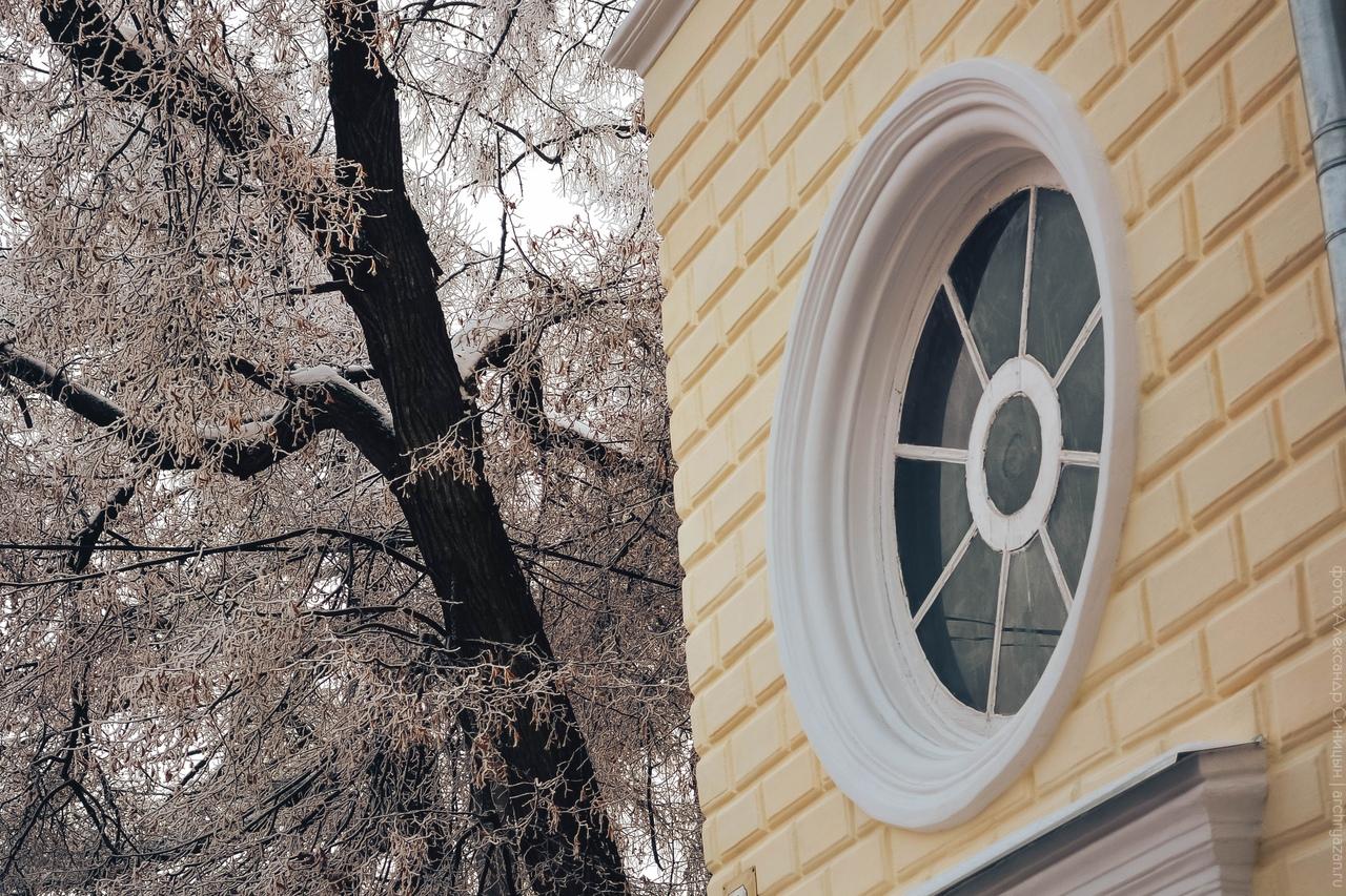 Особняк купца Лебедева Рязань улица Полонского