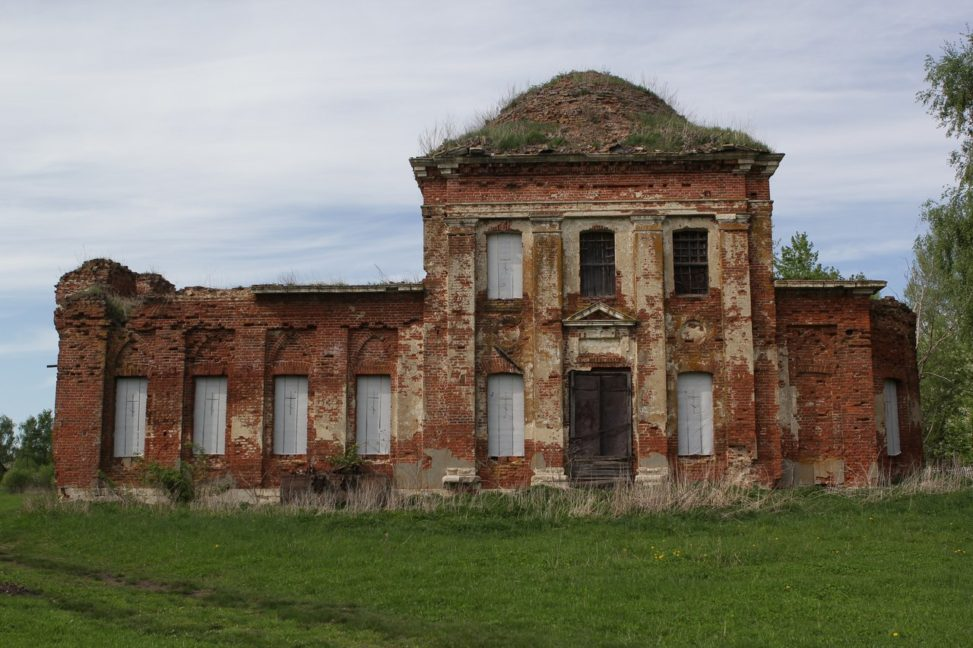 Церковь Иоанна Богослова - Архитектура Рязани и области
