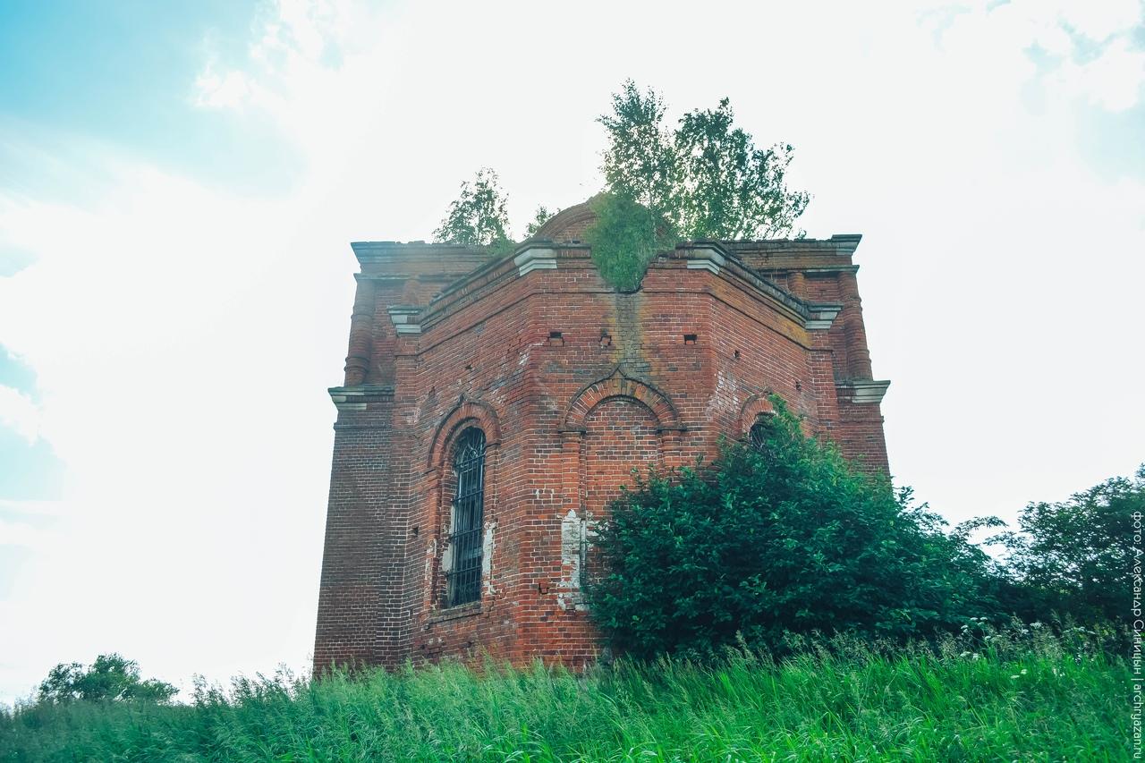 Спасопреображенская церковь