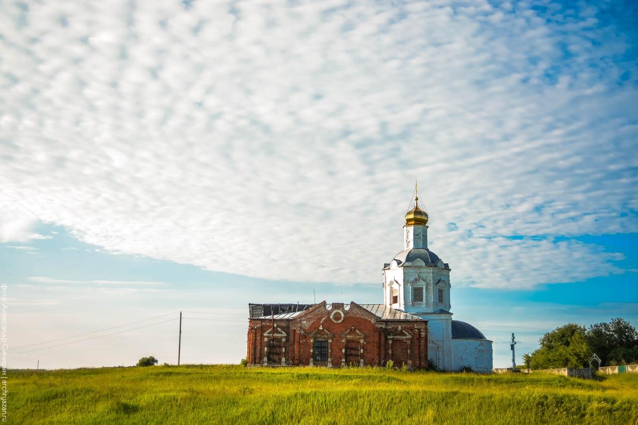 Богородицкая церковь битва на Воже