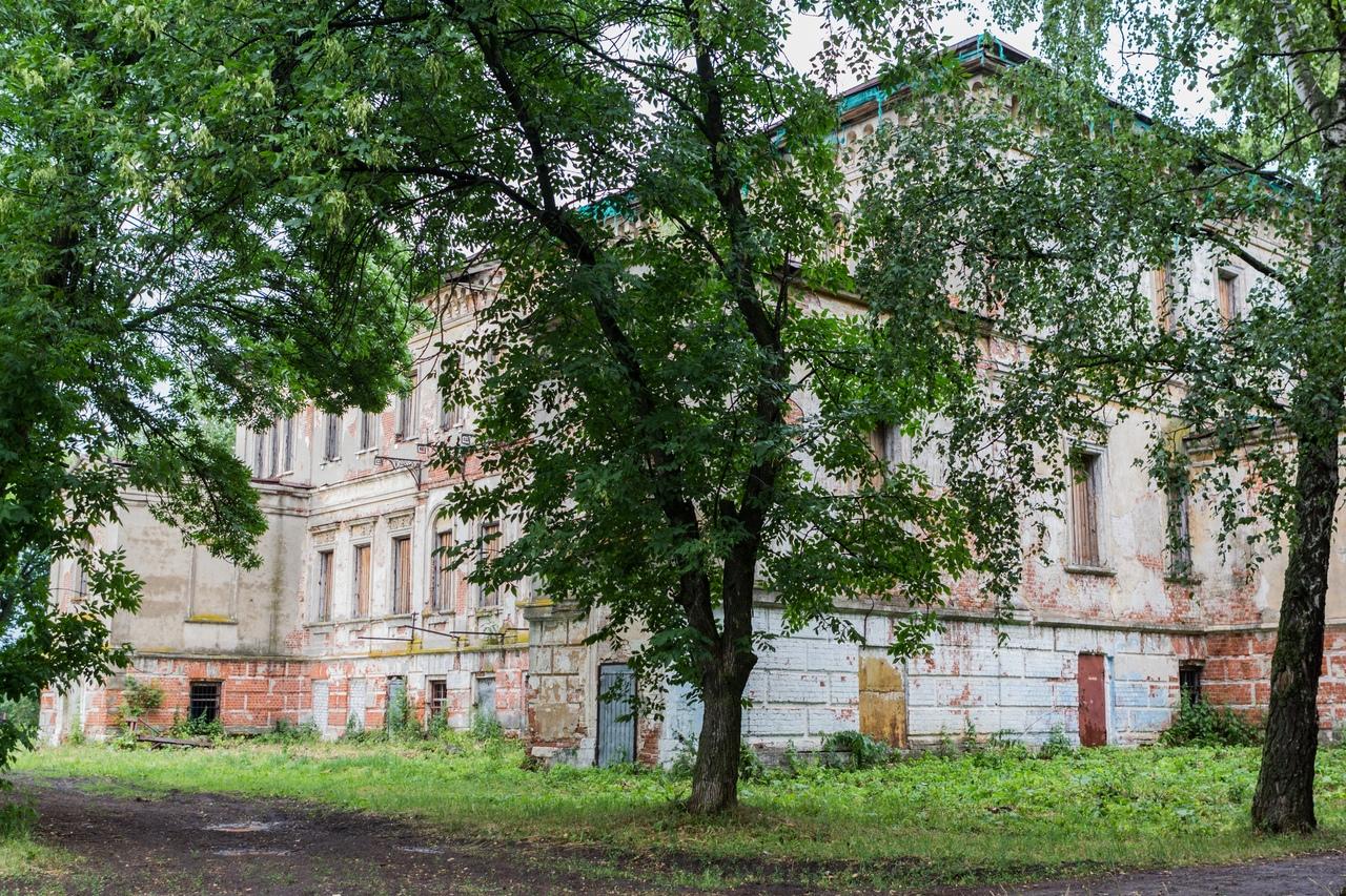 Усадьба Дубовицких-Мерхелевичей