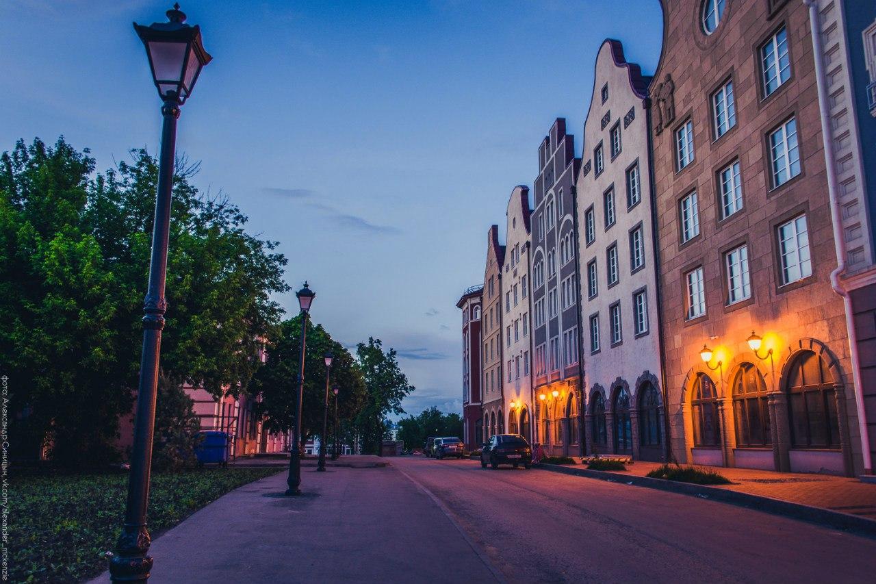 Улица Мюнстерская, Отель Старый город Рязань