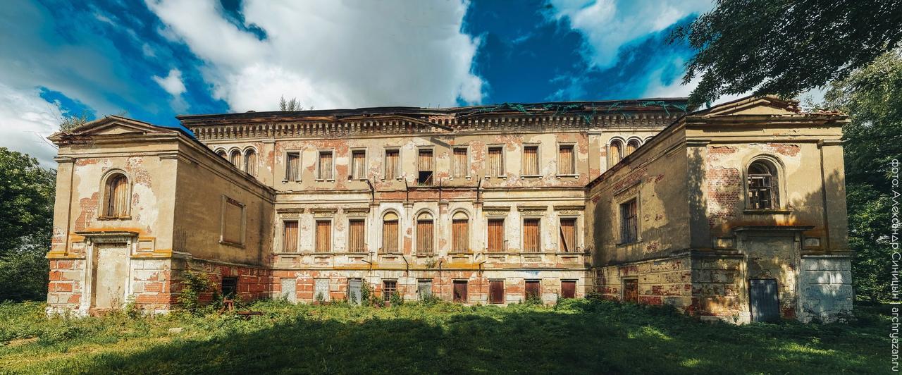 Усадьба Дубовицких-Мерхелевичей в Стенькино