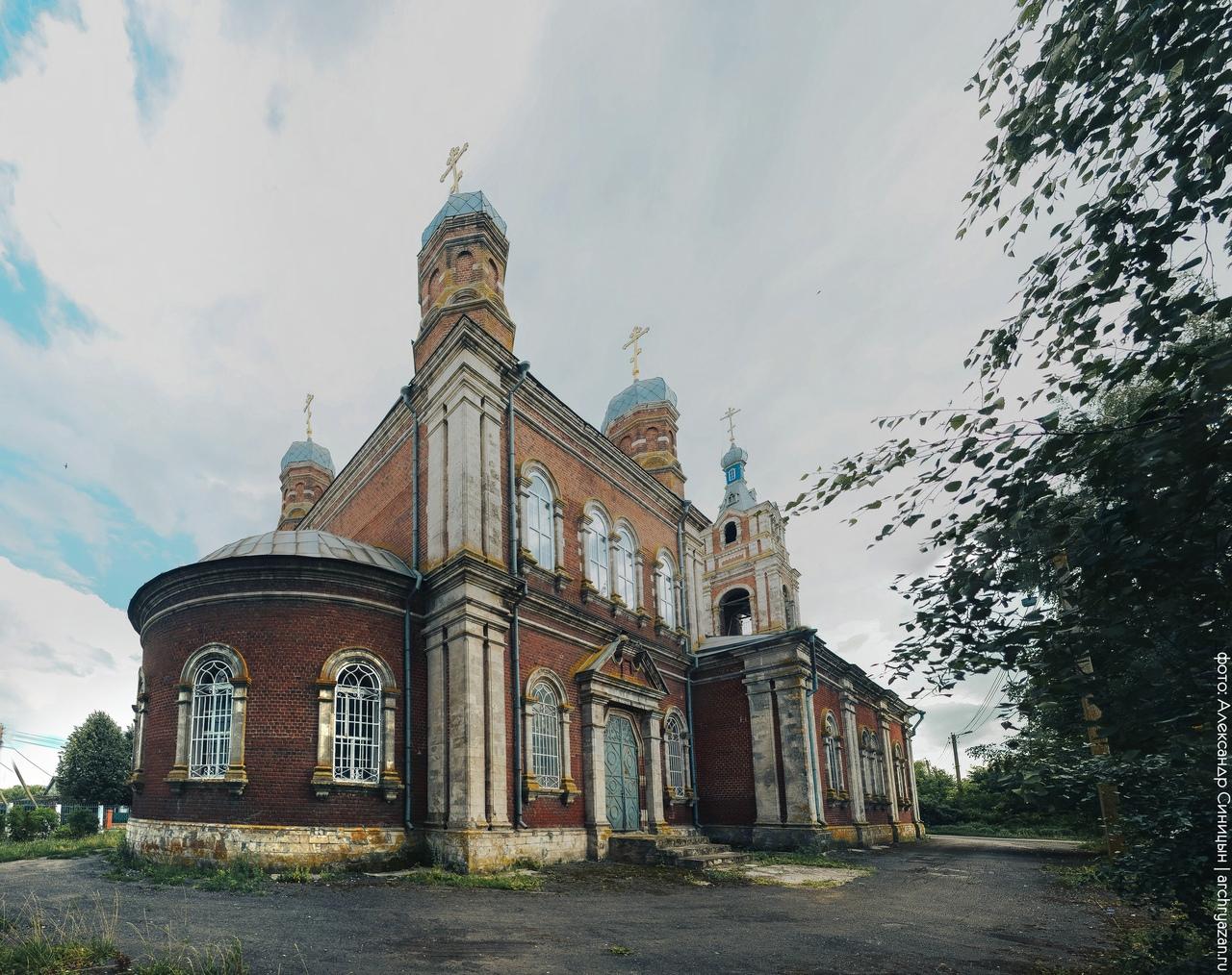 Стрелецкие выселки|Церковь Николая Чудотворца