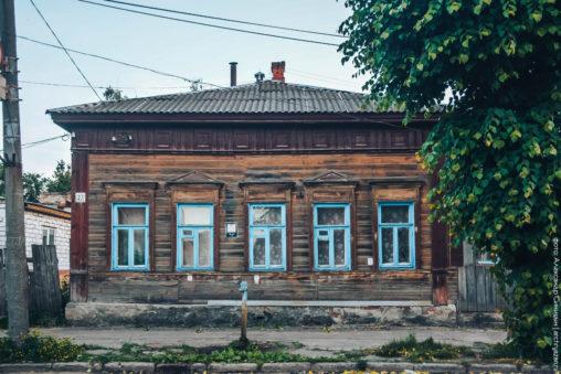 Дом Шестакова