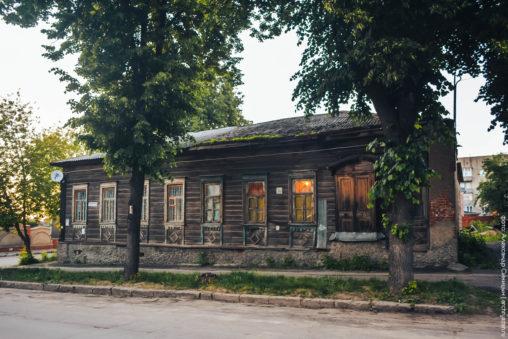 Дом Алабин Рязань
