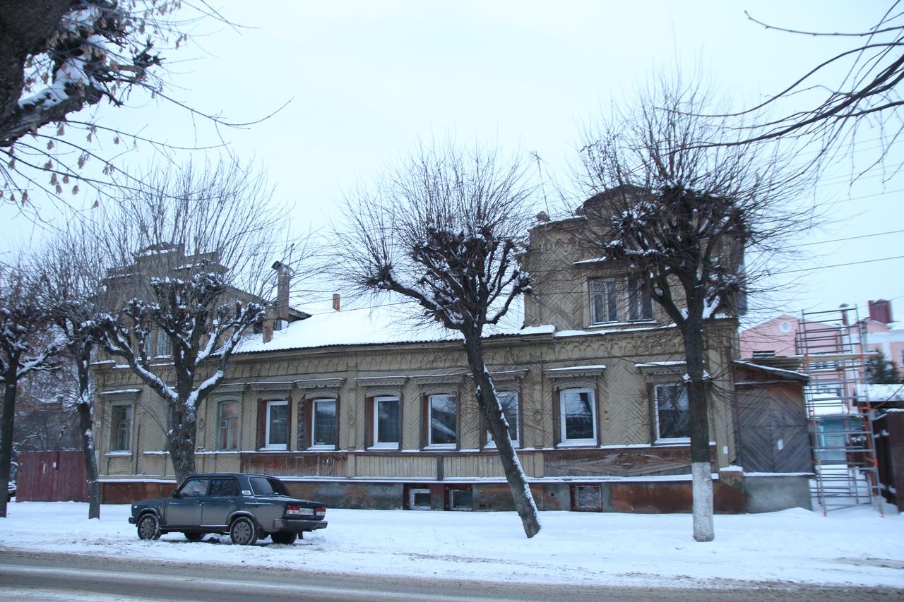 Жилой дом Г. Краузе