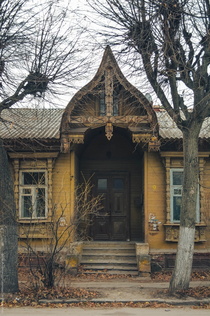 Дом купца Милова Улица Садовая, 9