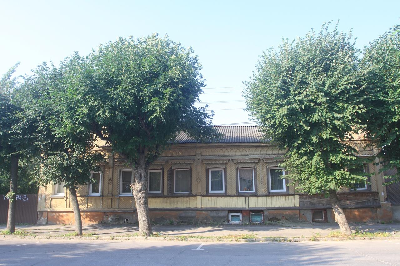 Дом Краузе Рязань