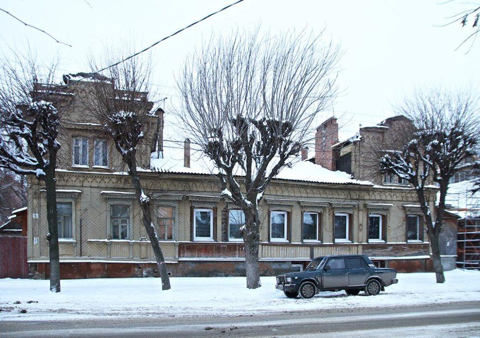 Улица Щедрина, дом 31
