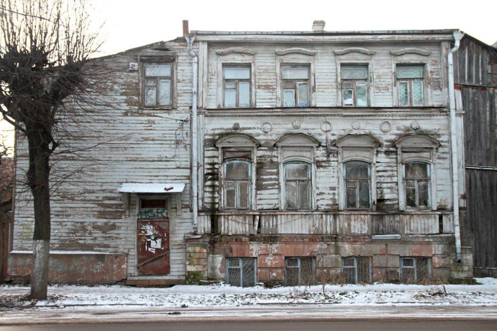 Жилой дом Селивановых, середина 19 века, рубеж 19 и 20 веков.