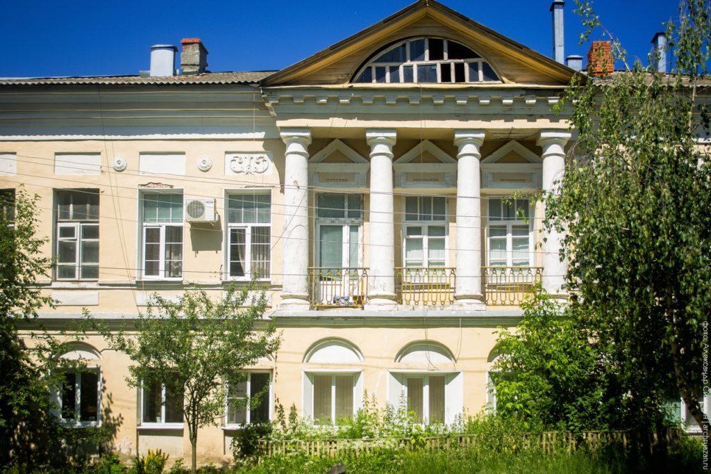 Касимов дом Скорнякова