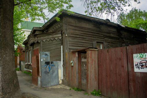 Жилой дом на Урицкого, 48