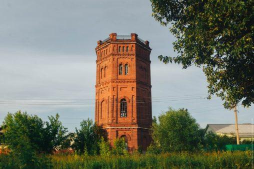 Водонапорная башня Касимов