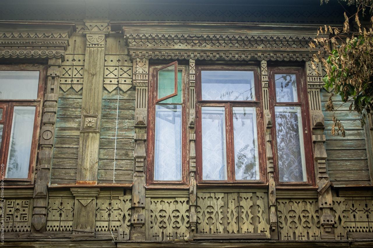 Усадьба Козловой на Улице Пожалостина 5 Рязань