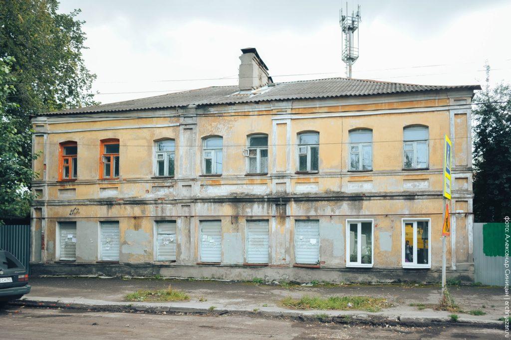 Улица Кудрявцева, 31