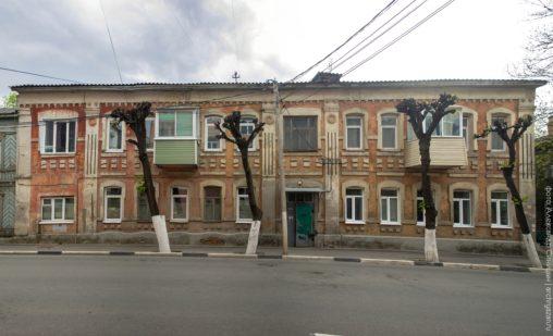 Улица Полонского 17
