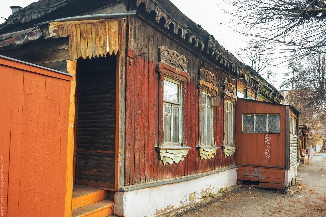 Улица Садовая, 6 Рязань