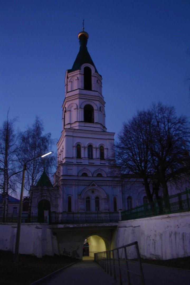 борисоглебский собор рязань