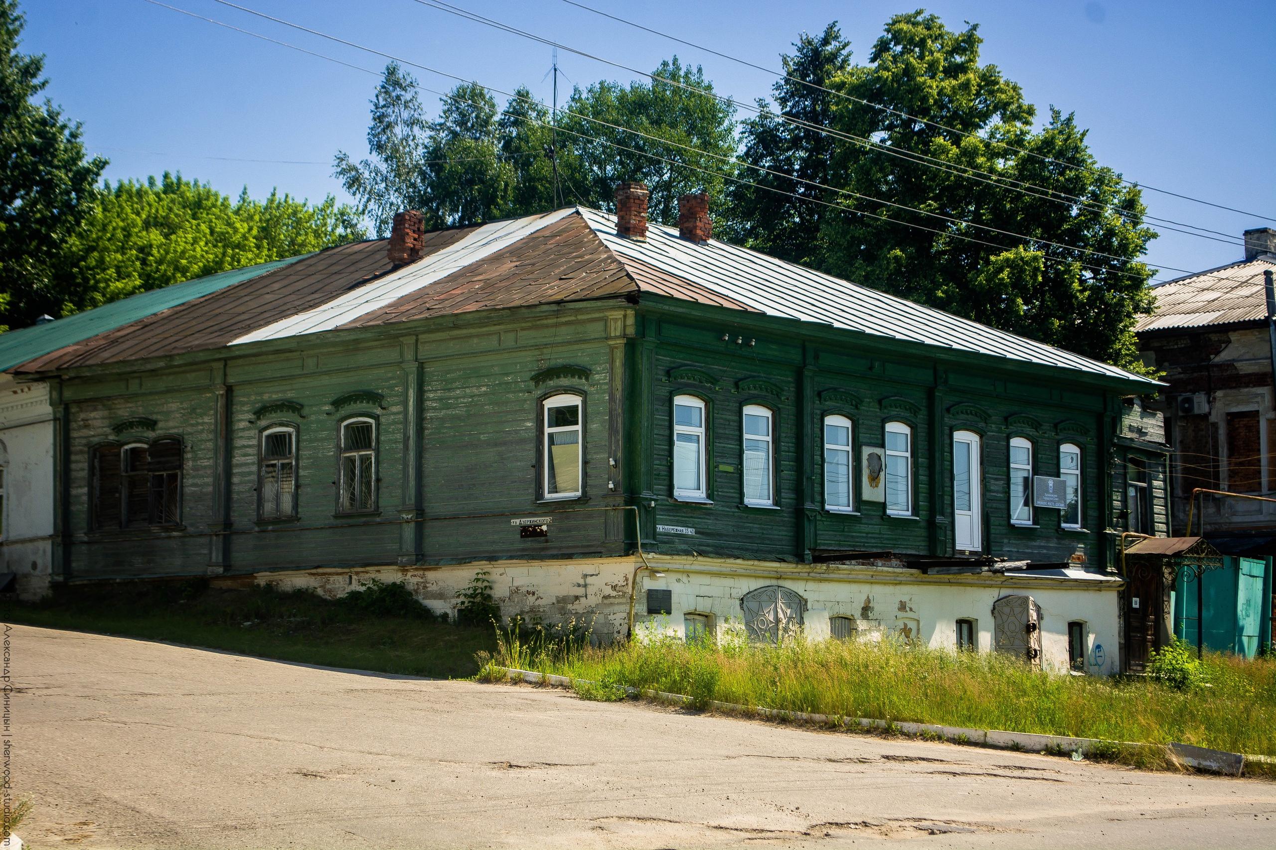 Дом Качковых Касимов